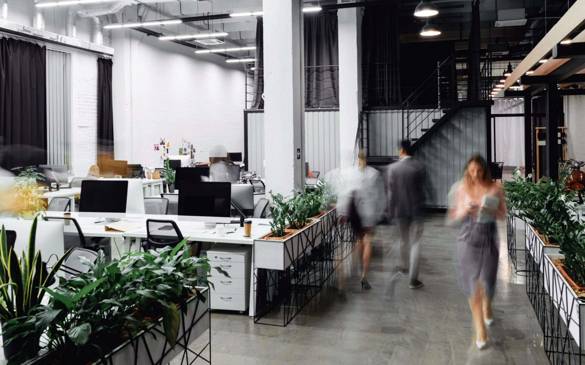 Vos activités décollent ? Déménagez vos bureaux pour un local plus grand avec JeVide.fr
